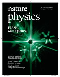 Cover Nature Physics