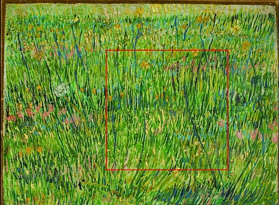Visualizing a Lost Painting by Vincent van